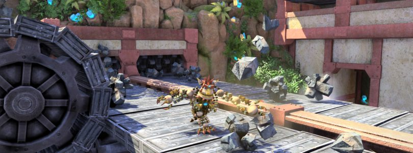 Knack Touted as Crash Bandicoot for PS4