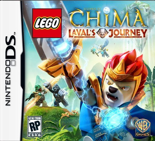 LEGO Legend of Chima: Laval's Journey out now on Nintendo DS