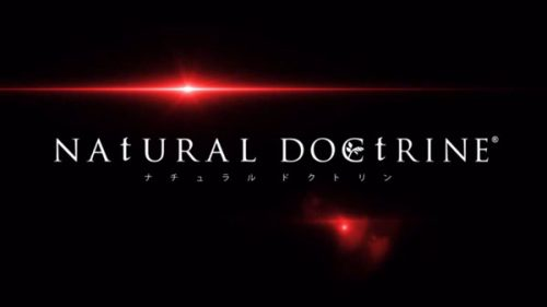 Natural Doctrine, a SRPG, announced for PS4