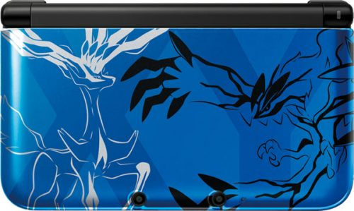 Pokemon X and Y Themed 3DS XL Consoles Coming Soon