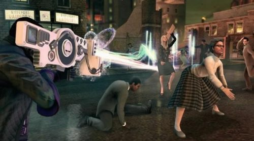 Saints Row IV's Dubstep Gun Remix Pack DLC announced with a must see video