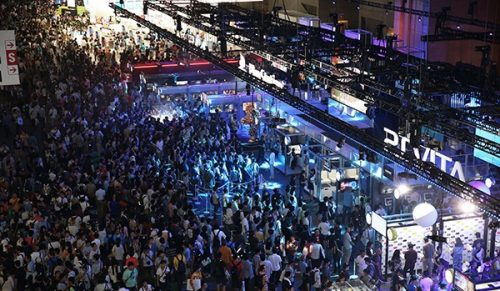 Tokyo Game Show 2013 Breaks Attendance Record