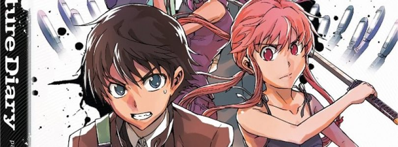 Future Diary: Part 2 Review