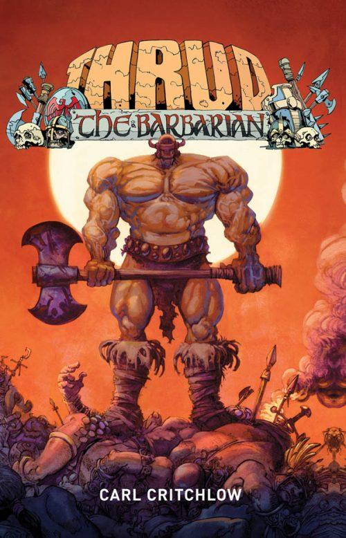 Titan Comics Tomorrowland #3 & Thrud the Barbarian Out Now