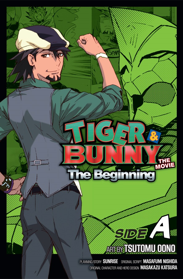 tiger-bunny-the-beginning-side-A-cover