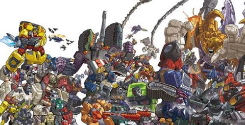Madman Releasing Transformers Animated, Unicron Trilogy on DVD