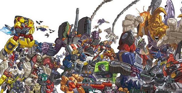 transformers-characters