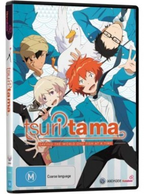 tsuritama-dvd