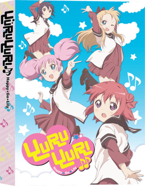 YuruYuri Season 2 Premium Edition dated for January 7th release