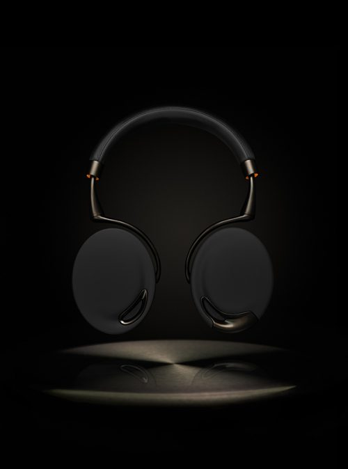 Parrot Announced Zik Gold Collection Headphones