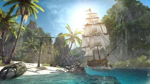 Assassin's Creed IV: Black Flag Open World Preview