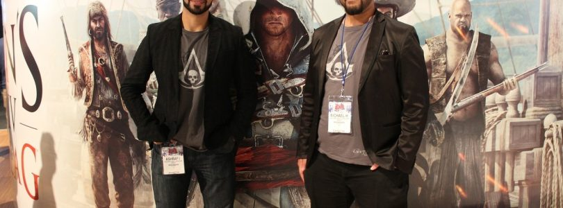 Assassin's Creed IV: Black Flag Interview with Ashraf Ismail and Michael Hampton