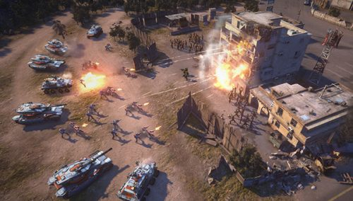 EA Cancels Command & Conquer, Closes Victory Games