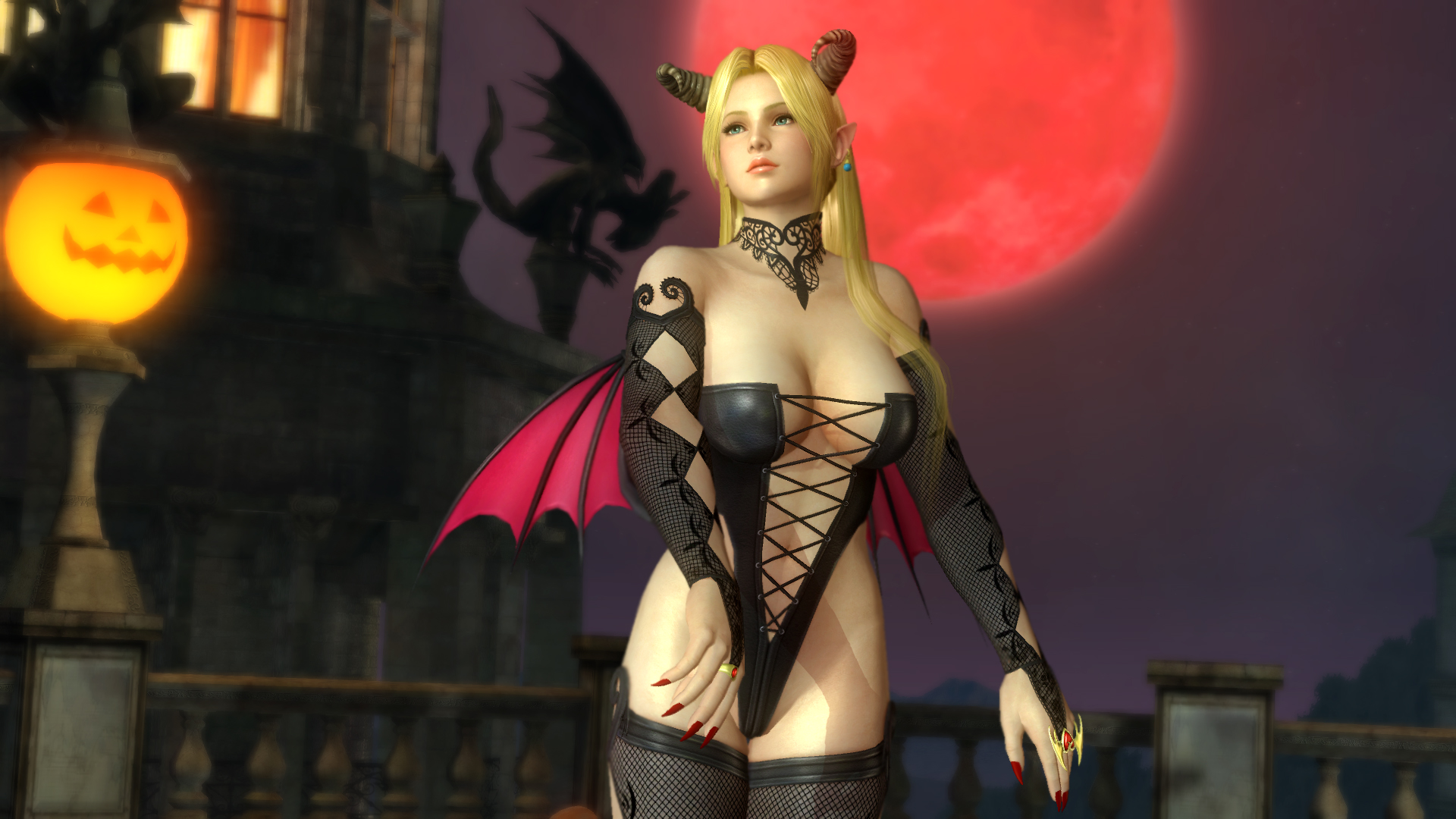 Dead or Alive 5 Ultimate gets some Halloween themed costume DLC ...