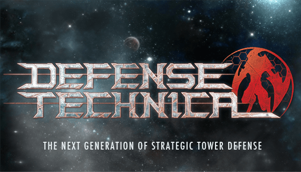 Defense Technica - Key Art Banner