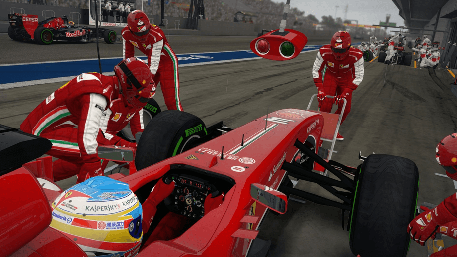 F1 2013 Review – Capsule Computers