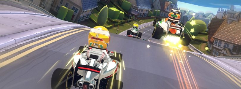 F1 Race Stars: Powered Up Edition Coming to Wii U