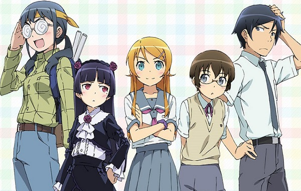 new light novel series from oreimo creator capsule computers