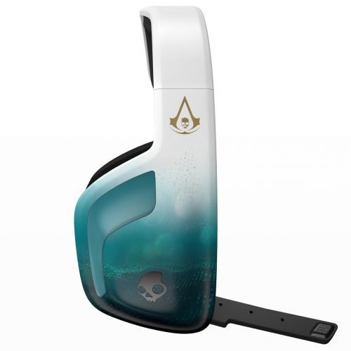 Skullcandy Release SLYR Assassin's Creed IV Black Flag Edition Headset