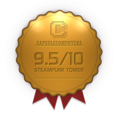 Steampunk-Tower