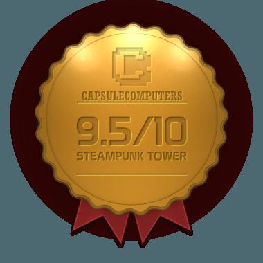 Steampunk-Tower