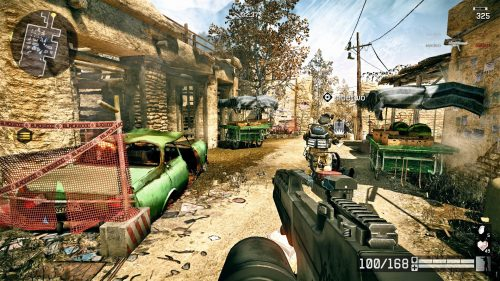 Crytek's New FPS Warface Free To Play Now
