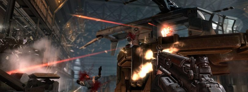 Wolfenstein: The New Order Hands-off Demo Impressions