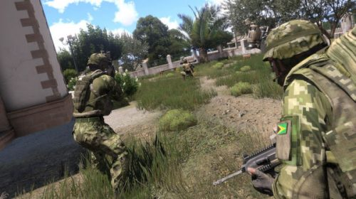 Bohemia Interactive Releases New SITREP Video on ArmA 3