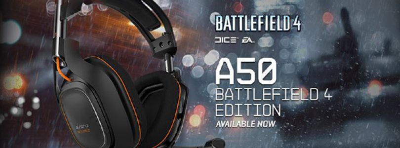 Battlefield 4 Branded Astro A50 Released