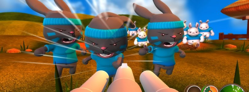 Blast 'Em Bunnies Announced for PS4 and PS Vita