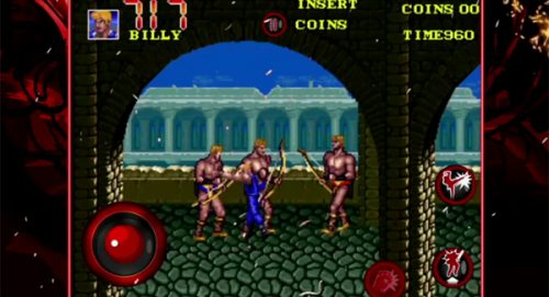 Double Dragon Trilogy Dated for iOS and Android