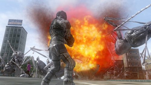 Earth Defense Force 2025 to be released in February 2014
