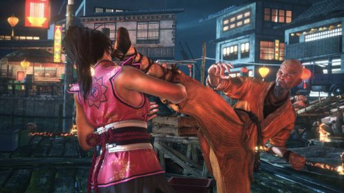 Fighter Within Busts out the Moves in Gameplay Trailer