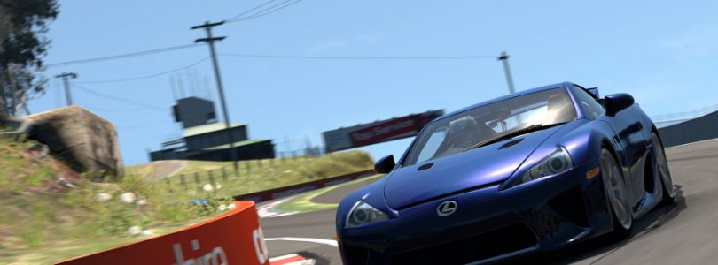 Gran Turismo 6 Will Feature Australia's Mount Panorama Bathurst