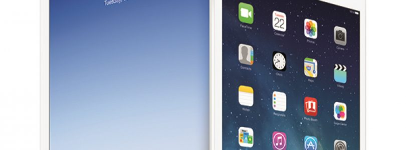 iPad Air and Retina iPad Mini Announced