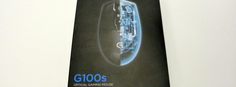 Logitech G100s Gaming Mouse Review