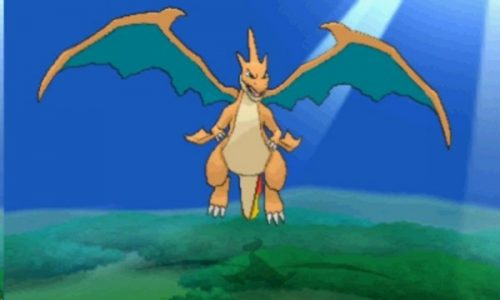 Pokemon X and Y Reveals More about Mega Charizard