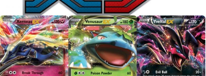 Mega Evolutions Coming to Pokemon Trading Card Game