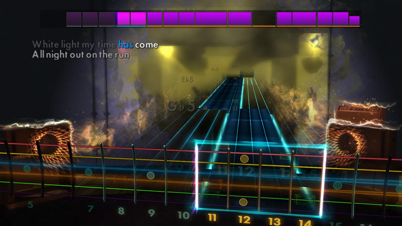 Rocksmith 2014 Edition Launch Trailer Screenshots