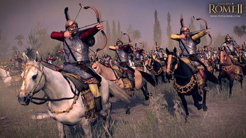 Rome II Nomadic Tribes Culture Pack Free for a Week