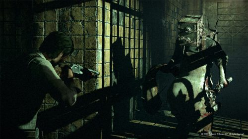 The Evil Within gets some creepy new images