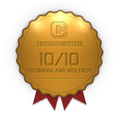 Crowman-And-Wolfboy