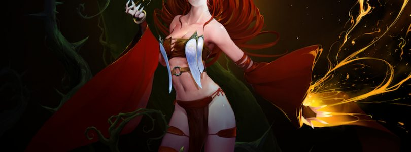 GAMEVIL Releases Sorceress Class For Dark Avenger