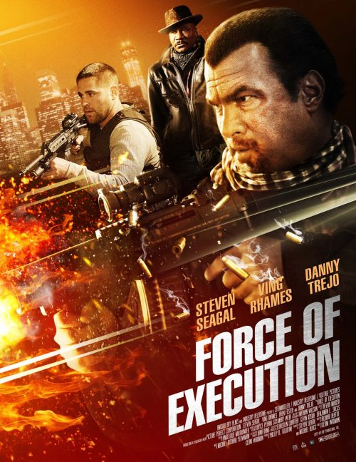 """Force Of Execution"" To Be Released On January 15"