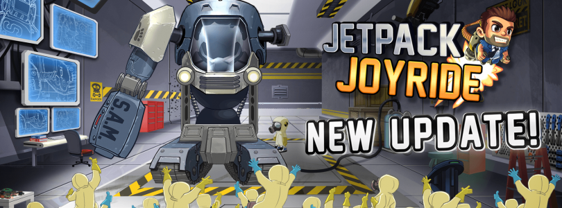 Jetpack Joyride Gets A Huge Update In Time For Christmas