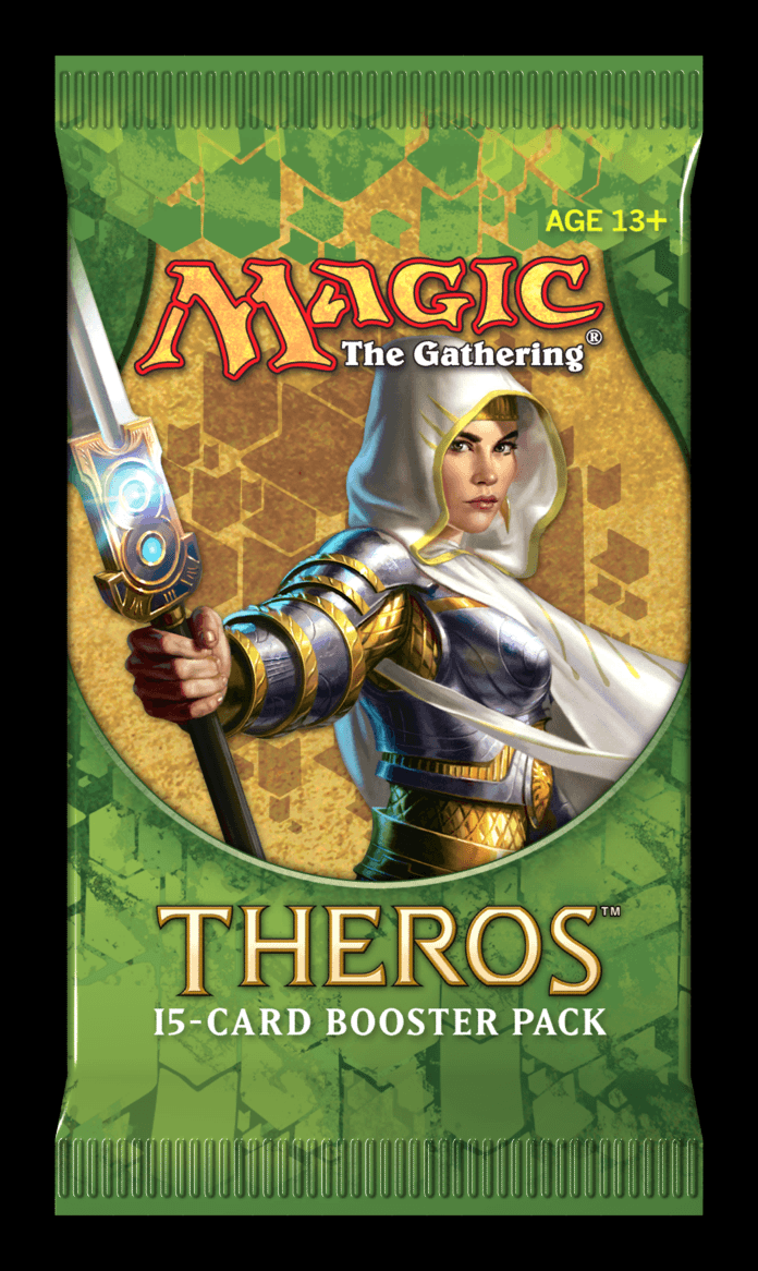 Magic-Theros-Booster-Pack
