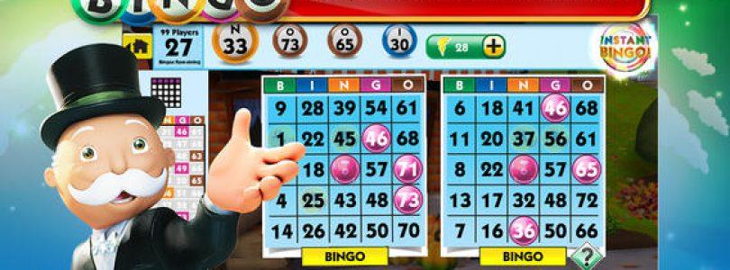EA Mobile Launches Monopoly Bingo and Monopoly Slots