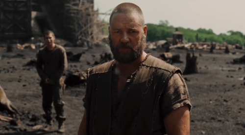 Watch the Official Trailer for Darren Aronofsky's NOAH