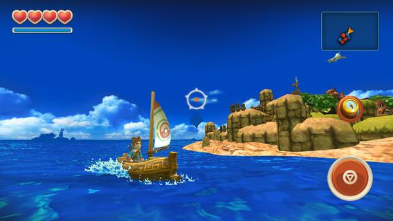 Oceanhorn-Screenshot