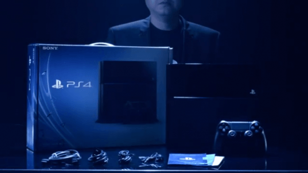 Playstation-4-Unboxing-Official